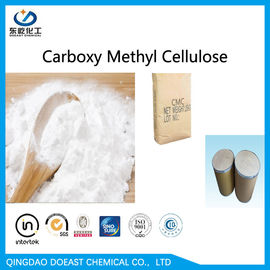Carboxy Larut Air, Methylated Cellulose CMC Powder Untuk Es Krim